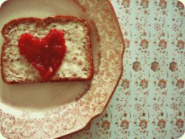 slice of love. by airylovee