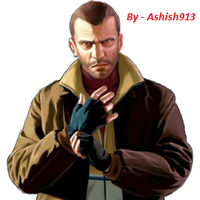 Niko Belic from Gta IV by Ashish913 by Ashish-Kumar