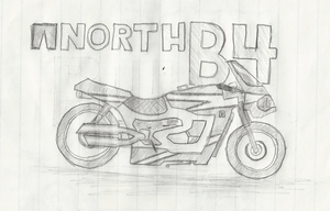 North B4 by Pixel-pencil