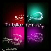 4 bellas texturas by sakuriita159