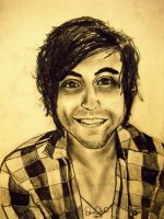 Alex Gaskarth 2 by thisisfortherecord