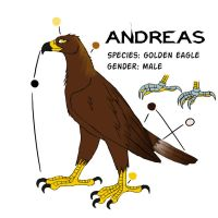 Andreas the Eagle by BullTerrierKa