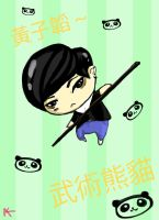Huang Zitao! by startdreaming
