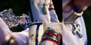 Esther Blanchett Accesories by Kameia