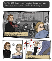 Liszt and Marie by Severita