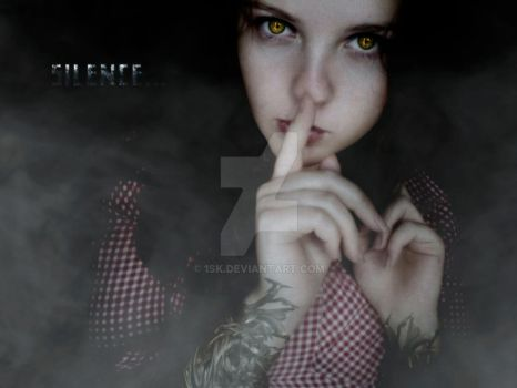 Silence by 1sk