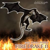 Fire Drake 2 by zememz