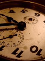 Old clock by hclemon