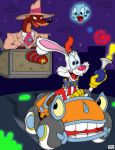 Roger Rabbit's Car Toon Spin by SlySonic