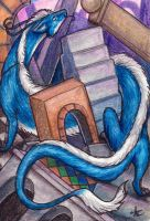 ACEO ElorenLeianor by Astrocat
