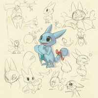 Eve Sketches by Zayger