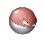 Voltorb by FayeOlivia