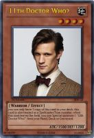 11th Doctor Who by XADHOOMFANBOY