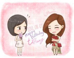 2012.08.01 HBD Tiffany in Thailand by mewzim