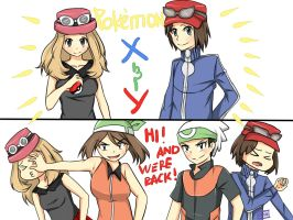 HEONN REMAKE !! by ilovepokemon4ever
