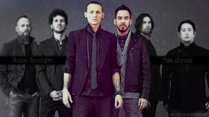 Linkin Park WALLPAPER by LionChanti