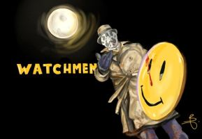 watchmen by bastienblanc