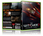 Witcher 2 Xbox 360 cover by a-mini-boss