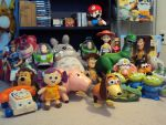 My Toy Story Collection by OakStory