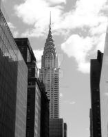 Chrysler Building by DogHollywood