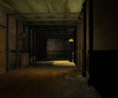 SCENES FROM SILENT HILL 1 by timzero4