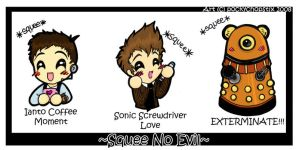 _Squee No Evil_ DW TW by oddlittleleaf