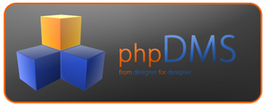 phpDMS logo by mortifi