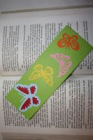 Butterflies bookmark I by Kusu-dama