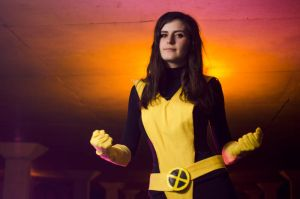 X-Men: Kitty Pryde by amaleighcp