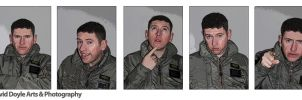 facial expressions by DavidDoylearts
