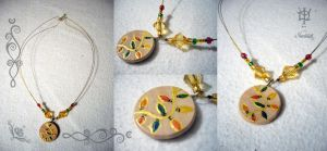 Christmas lights by Tuile-jewellery