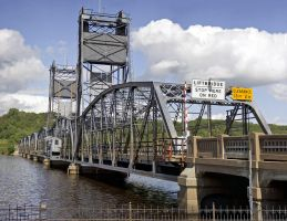 Stillwater Lift Bridge 2 by sequential