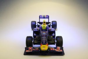 Stock - Formula One car (front) by triinustock