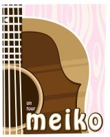 Meiko Contest Poster Entry by Neale