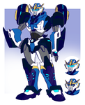 .:TF-MTMTE : Strongarm:. by JACKSPICERCHASE