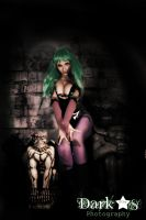 morrigan 2 by chrisfkn