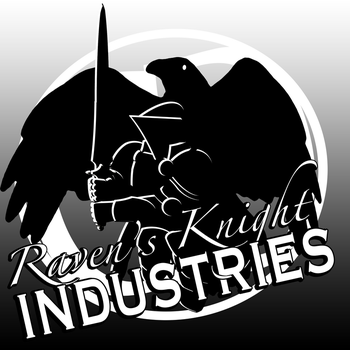 Raven's Knight Industries (New Logo) by MDDBMPF