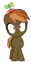 Shocked Button Mash Vector by KyoshiTheBrony
