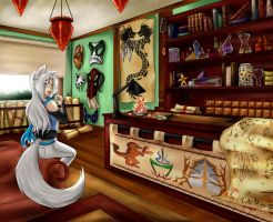 a shop for .special requests. by rayray18