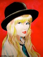 taylor swift by hikruschips