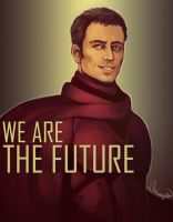 +COMMISSION+ We are the future by Hehenyek