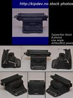 Typewriter Stock Package - Low by mercyop