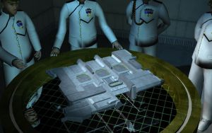UNSC repair/refit station by chakotay02