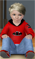 Toddler Colin by IcyPandaGirl