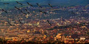 Farewell Cluj by dgheban