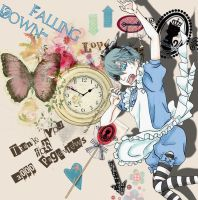 Falling Down by bc-hell