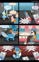 A Journey Begins: Page 9 by Fishlover