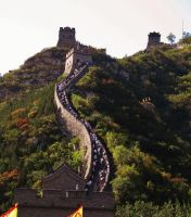 Great Wall of China 2 by revanxexile