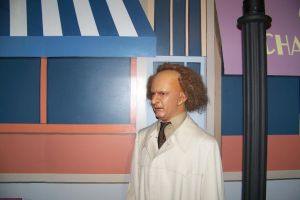At the Prince Edouard Island the wax museum by mickeyrony