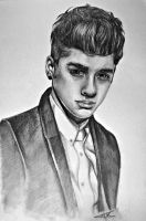 Zayn Malik by Lmk-Arts